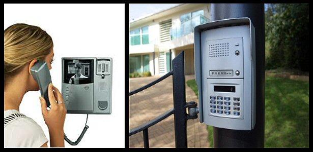 Intercom Systems Access Control Installation Camarillo